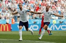 Hình ảnh đáng nhớ trong chiến thắng hủy diệt của Anh trước Panama