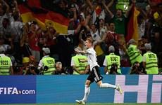 """Đức vs Thụy Điển 2-1:Toni Kroos lấy công chuộc lỗi """"cứu"""" nhà vô địch"""