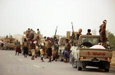 Yemen: UAE yêu cầu Houthi rút khỏi thành phố cảng Hodeida