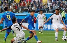Tuyển Brazil gặp khó khăn trước trận đấu 'sinh tử' với Serbia