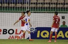 V-League: HAGL vùi dập Quảng Ninh, Thanh Hóa nối dài mạch thắng