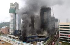 Hàn Quốc: Hỏa hoạn lớn khiến hàng chục người thương vong