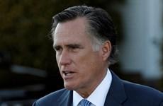 Tỉ phú Mitt Romney chính thức quay trở lại chính trường Mỹ
