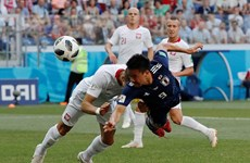 Senegal cay đắng nhìn Nhật Bản vào vòng 1/8 vì... thẻ vàng