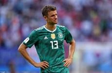 Đức trở thành nhà vô địch thứ 3 liên tiếp dừng bước ở vòng bảng