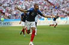 Pháp loại Argentina khỏi World Cup 2018 sau trận cầu kinh điển