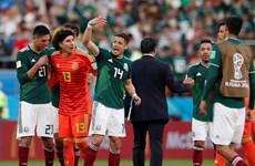 Đội tuyển Mexico liệu có gạt bỏ được 'lời nguyền' tại vòng 16 đội