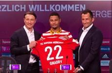 Tài năng trẻ Serge Gnabry chính thức ra mắt CLB Bayern Munich