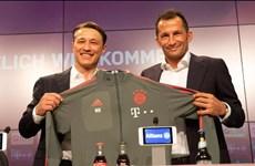 Bayern Munich chính thức ra mắt tân huấn luyện viên Niko Kovac