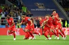 Cận cảnh tuyển Anh đánh bại Colombia ở màn 'đấu súng' kịch tính
