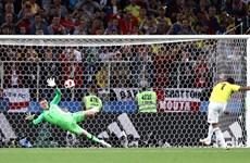 Kết quả World Cup 2018 ngày 4/7: Anh giành chiến thắng nghẹt thở