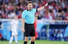 Trọng tài Đức Felix Brych bị FIFA loại... chỉ sau 1 trận bắt chính