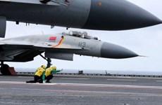 Trung Quốc gấp rút phát triển chiến đấu cơ mới thay thế J-15