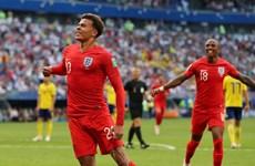 Thụy Điển vs Anh 0-2: Tam sư vào bán kết sau 28 năm chờ đợi