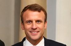 Tổng thống Macron đến Nga dự khán trận bán kết Pháp vs Bỉ