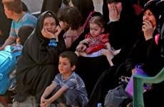 Syria: Hàng nghìn người được về nhà sau thỏa thuận ngừng bắn