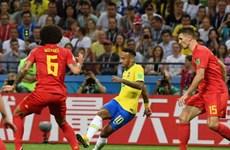 Các trận đấu có đội tuyển Brazil bị vi phạm bản quyền nhiều nhất