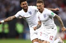 Croatia vs Anh 2-1: Mario Mandzukic đưa Croatia vào chung kết