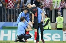 Người hùng của Croatia có nguy cơ lỡ trận chung kết với Pháp