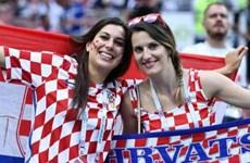 """Người hâm mộ Croatia """"phát sốt"""" với vé xem trận chung kết"""