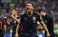 Vượt lên số phận, các cầu thủ tuyển Croatia đang tạo nên lịch sử