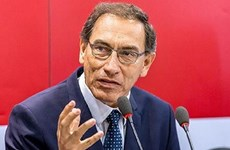 Tổng thống Peru ký quyết định bãi nhiệm Bộ trưởng Tư Pháp