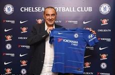 Maurizio Sarri chính thức trở thành 'thuyền trưởng' của Chelsea