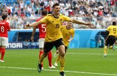 Đánh bại đội tuyển Anh, Bỉ giành hạng ba World Cup 2018