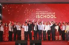 iSchool - Hành trình 10 năm vươn đến thương hiệu quốc tế