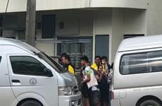 Giải cứu đội bóng Thái Lan: Thành viên đội bóng được xuất viện