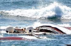 Gần 50 người di cư chết và mất tích do đắm tàu ngoài khơi Cyprus