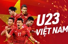Lịch thi đấu chi tiết của U23 Việt Nam tại giải U23 quốc tế
