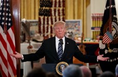 Tổng thống Mỹ: Các đối tác đều đang tới Washington để đàm phán