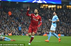"""Liverpool ngược dòng hạ Man City ở trận """"nội chiến Anh"""""""