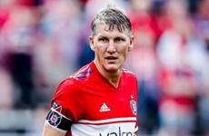Schweinsteiger: Bayern Munich thu hút sự chú ý của người Mỹ