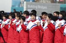 Mỹ phản đối đề nghị của IOC cung cấp dụng cụ thể thao cho Triều Tiên