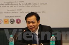 Ấn Độ-Việt Nam hướng tới trở thành đối tác lớn hơn trong kinh tế