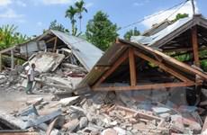 Hàng trăm người thương vong trong vụ động đất tại Indonesia