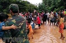 Vỡ đập thủy điện tại Lào: TTK ASEAN thăm người dân bị ảnh hưởng