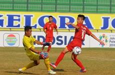 Video cận cảnh U16 Việt Nam thắng đậm trước U16 Timor Leste