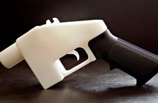 Tòa án Mỹ ngăn việc công khai trực tuyến thiết kế súng in 3D