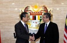 Ngoại trưởng Trung Quốc, Mỹ và Australia cùng thăm Malaysia
