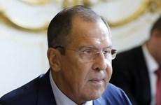 Nga sẵn sàng thúc đẩy hợp tác với ASEAN về chống khủng bố