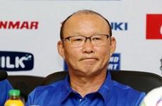 HLV Park Hang-seo nói gì về việc chọn 20 cầu thủ dự ASIAD 18?