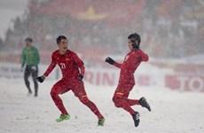 HLV U23 Uzbekistan ấn tượng với Nguyễn Quang Hải và Hồng Duy