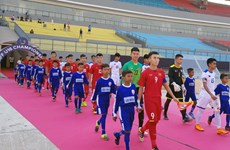 "Vùi dập Philippines, U16 Việt Nam chờ 'sinh tử"" U16 Myanmar"