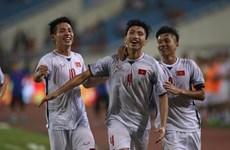 U23 Việt Nam - U23 Oman 1-0: Siêu phẩm của Đoàn Văn Hậu