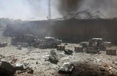 Đánh bom liều chết tại Afghanistan, 3 quân nhân NATO thiệt mạng
