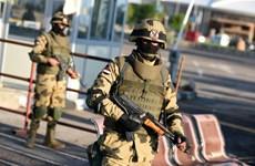 Lực lượng an ninh Ai Cập tiêu diệt hàng chục phiến quân ở Sinai