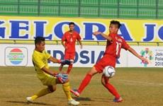 U16 Việt Nam dừng bước sau trận cầu 'sinh tử' với U16 Myanmar